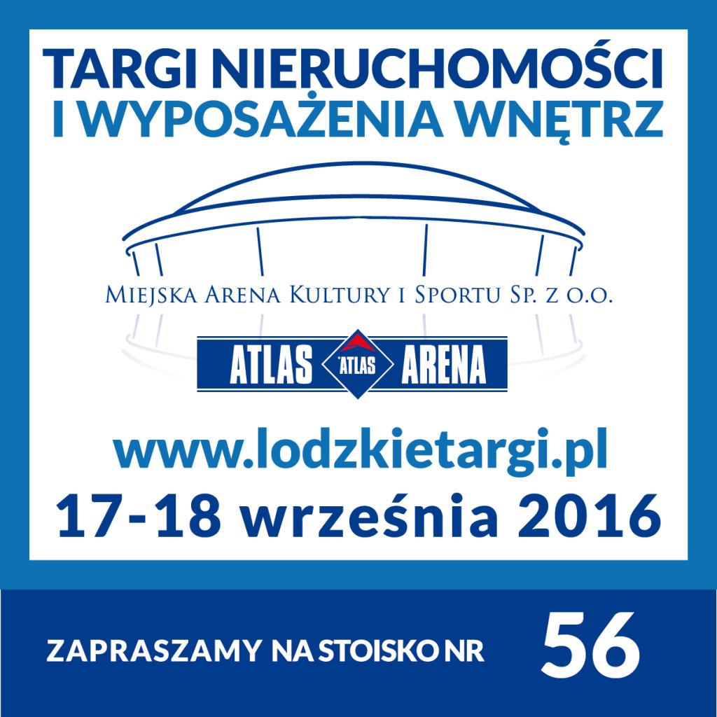 aranżacja wnętrz - Targi Nieruchomości w Łodzi