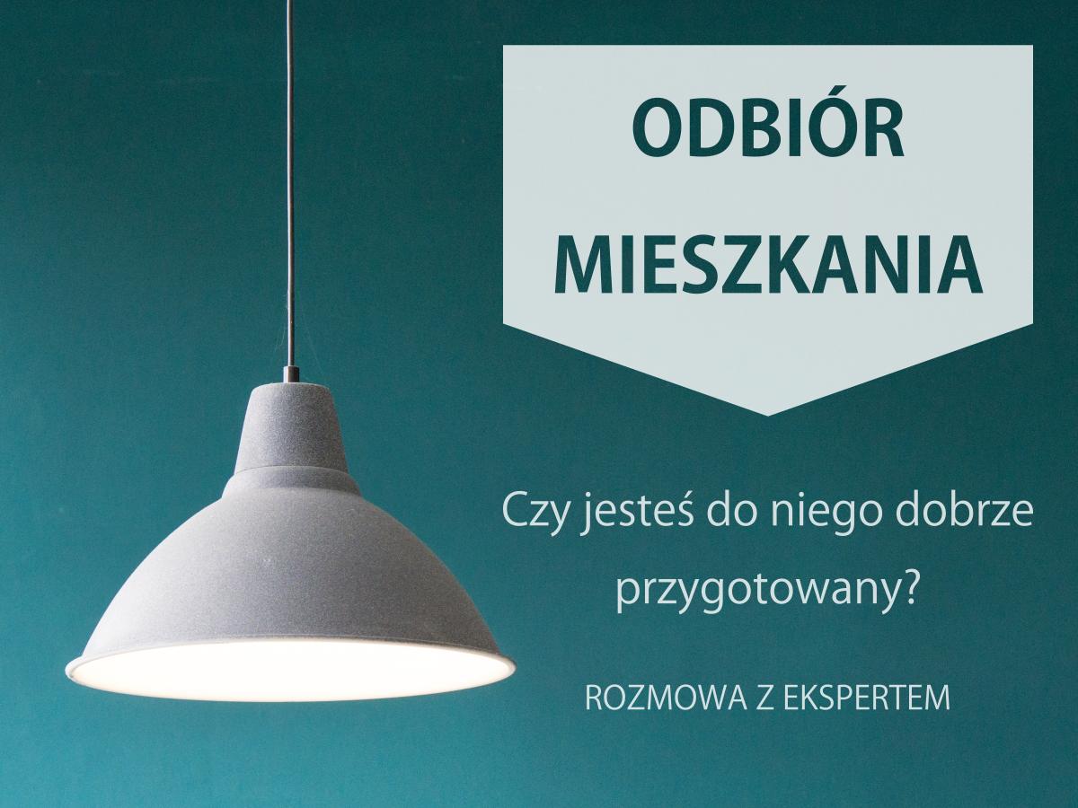 OptionSTUDIO Architekt wnętrz - odbiór mieszkania od dewelopera - rozmowa
