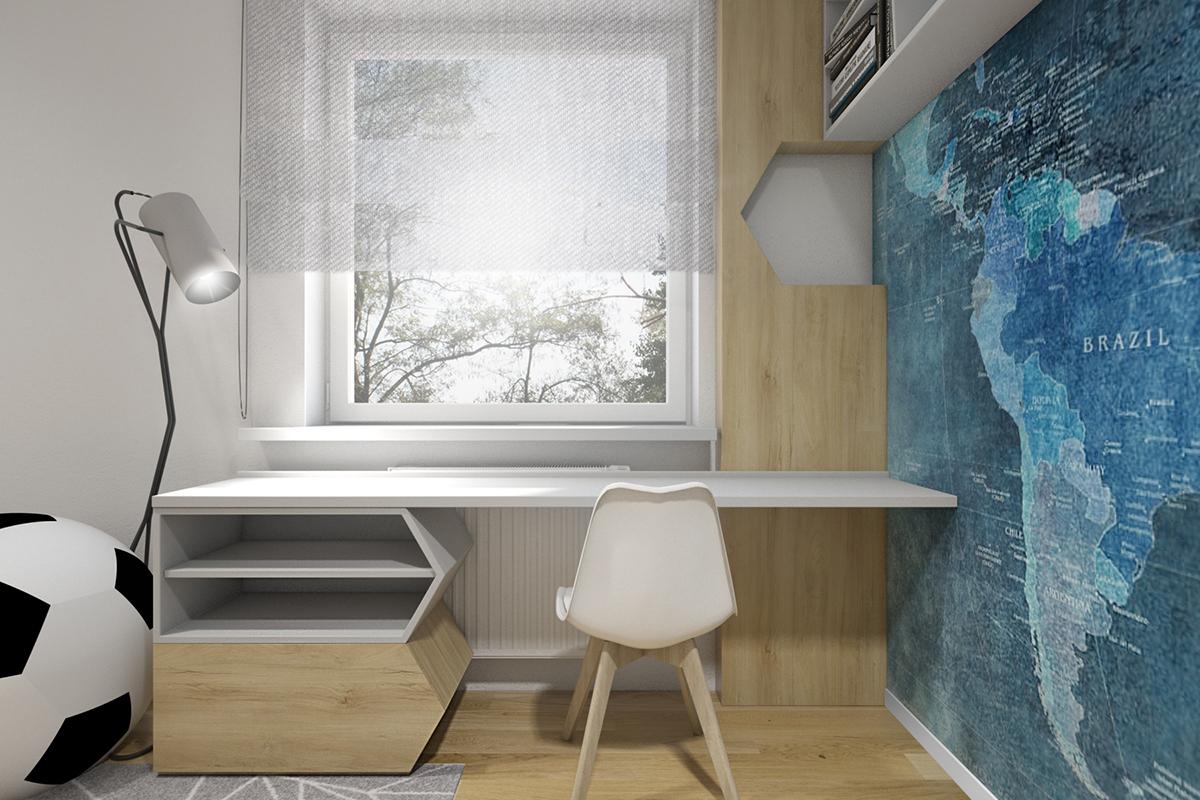 OptionSTUDIO Architekt wnętrz - projekty wnętrz - wizualizacje 360